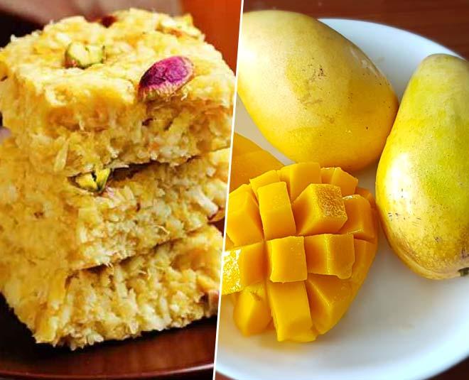 mango easy recipes at home