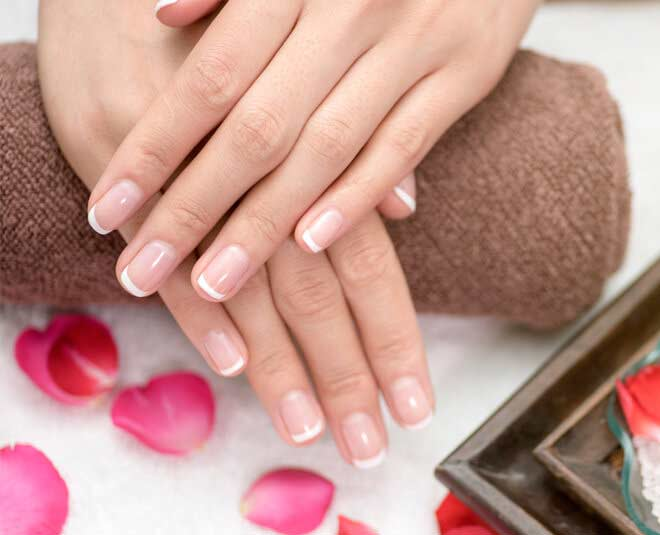 manicure in  min  m