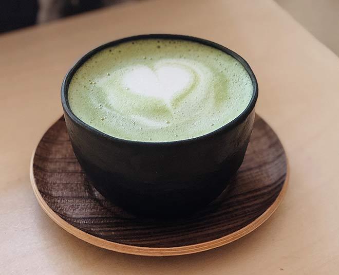 matcha tea summer tip M