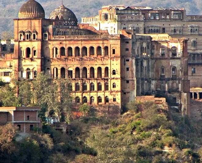 mubarak mandi palace jammu kashmir story