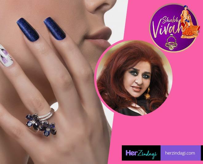 nail art by shahnaz main