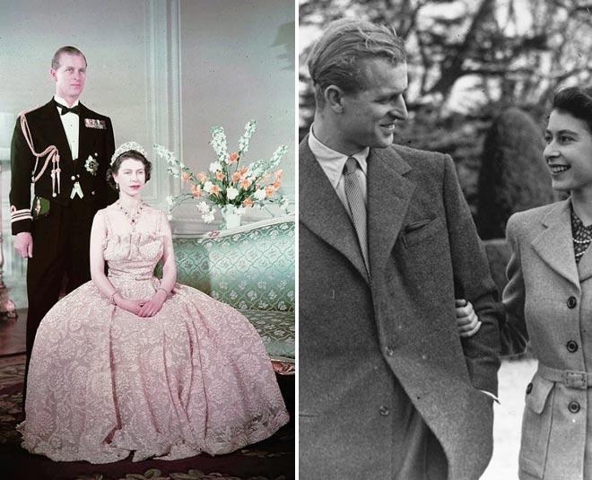 prince philip and queen elizabeth m