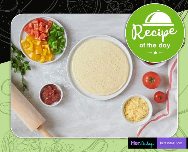 recipe to make pizza dough