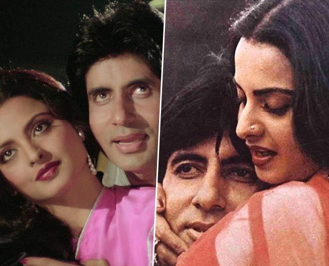 rekha amitabh bachchan love affair