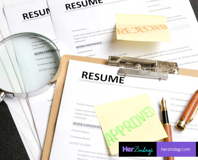 resume making guide