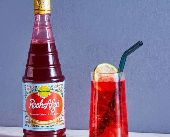 rose syrup summers m