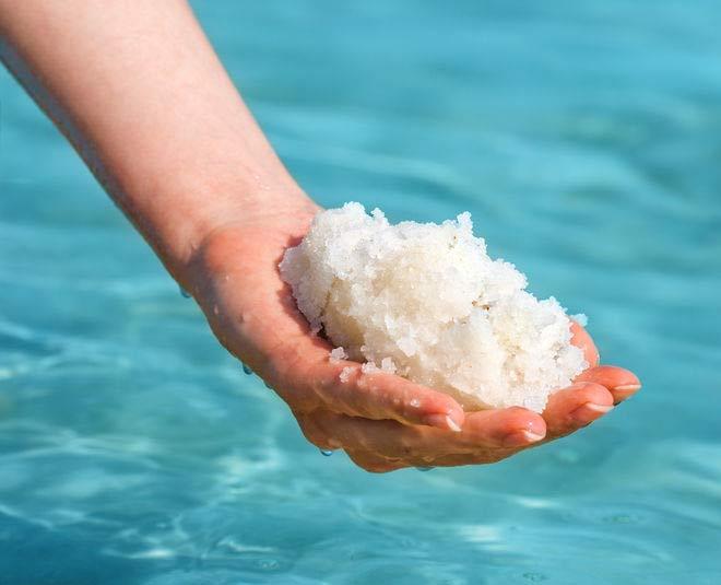 sea salt health benefits tips