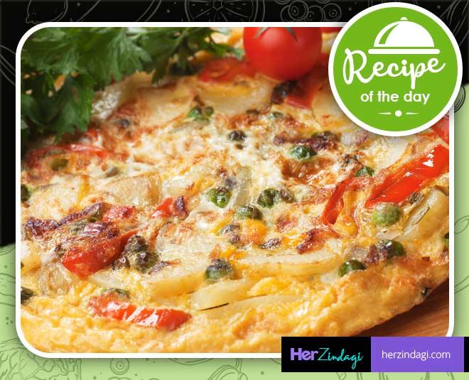 spanish omelette m