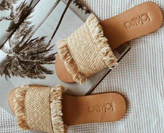 spring shoe trend  M