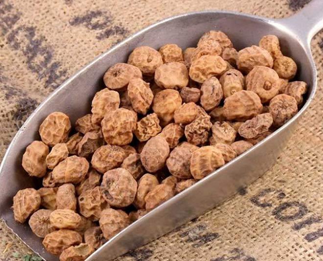 tiger nuts health benefits