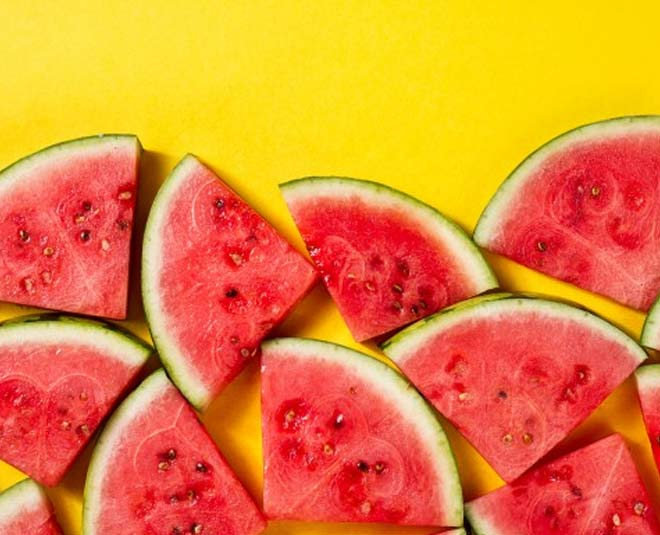 tips to do watermelon facial at home