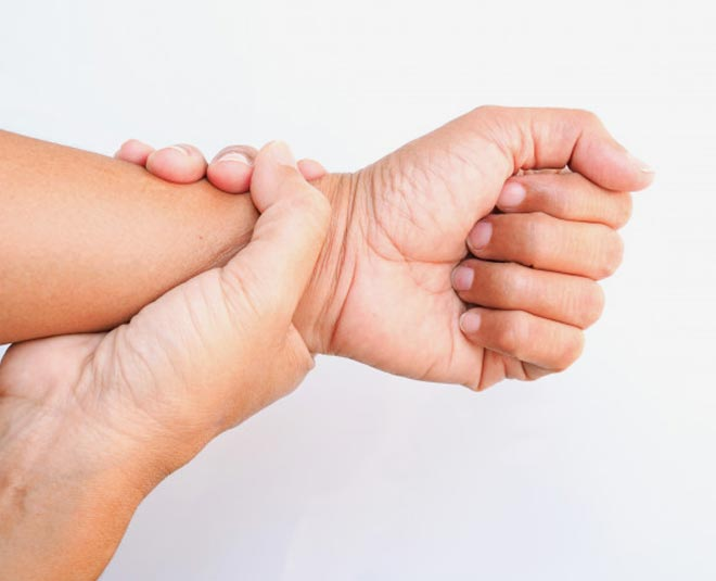 wrist pain ,