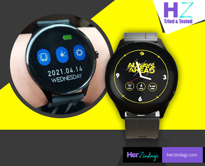 zebronics new smart fitness watch review