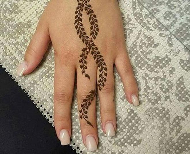 leafy bel design for hariyali teej