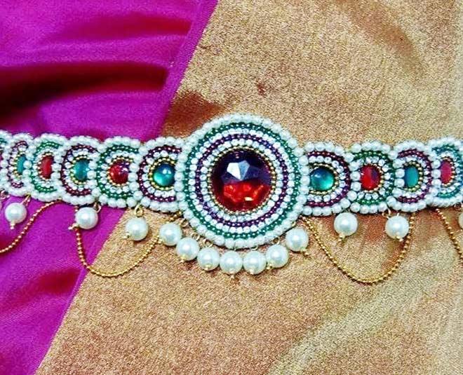 Check Out Of Bridal Kamarband