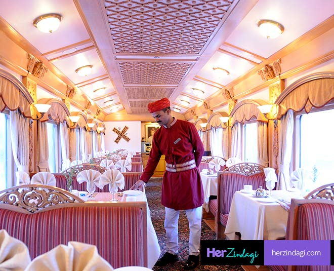 Luxury Indian Trains Of India