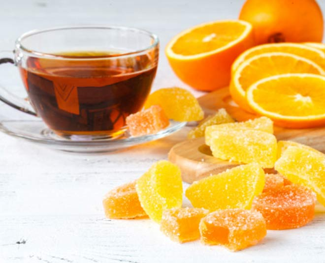 Orange Peel Tea Health Benefits & Recip
