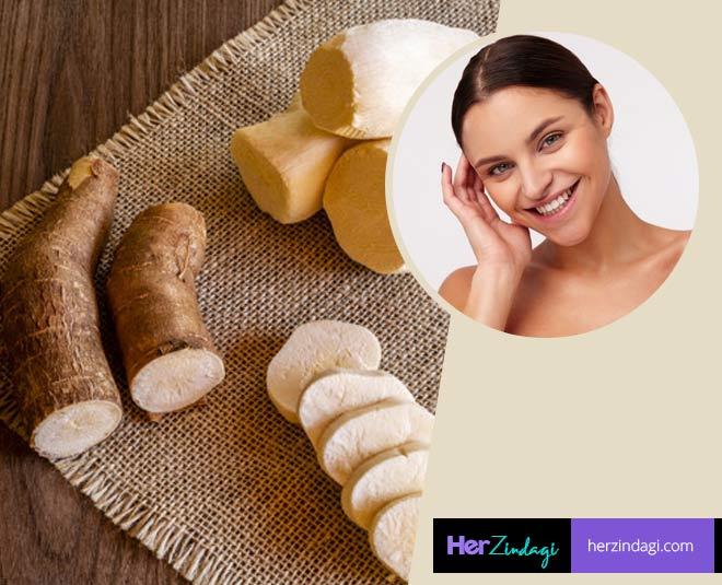 Skin Benefits Of Cassava