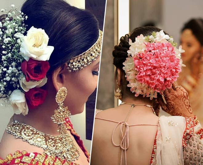 These Flowers Are Ideal To Prepare A Bridal Gajrasss