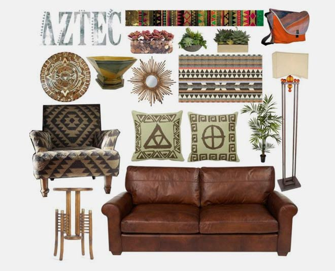 To Use Aztec Designs In Your House