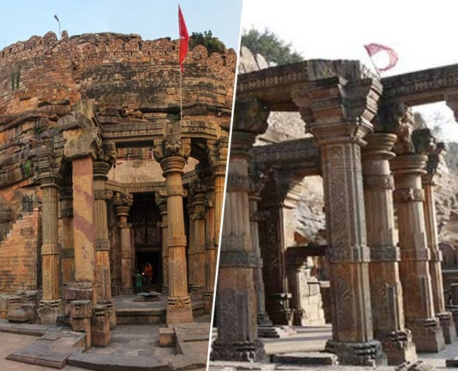 about kalinjar fort interesting facts