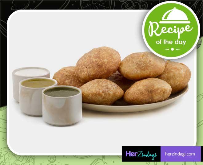 ajwain and aloo khasta kachori recipe