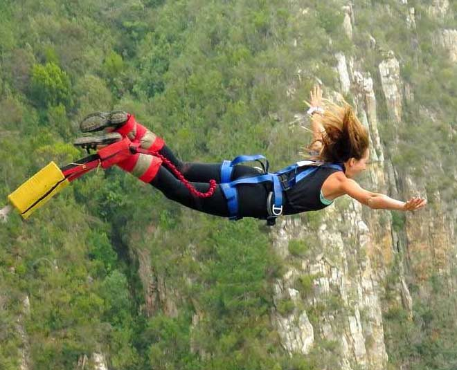 best bungee jumping places in india travel