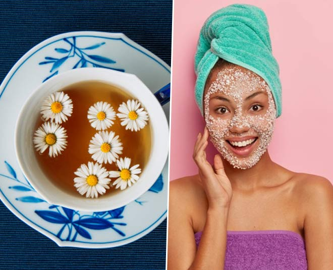 best chamomile tea for skin