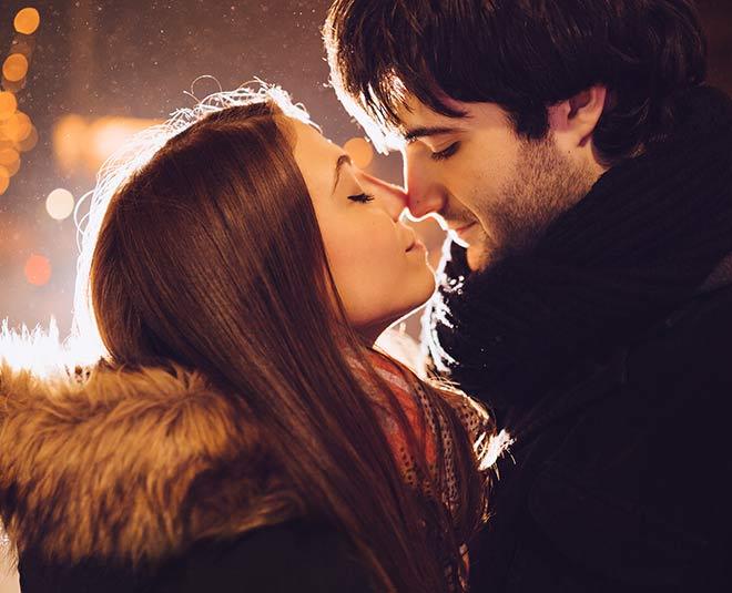 best kissing treditions around world