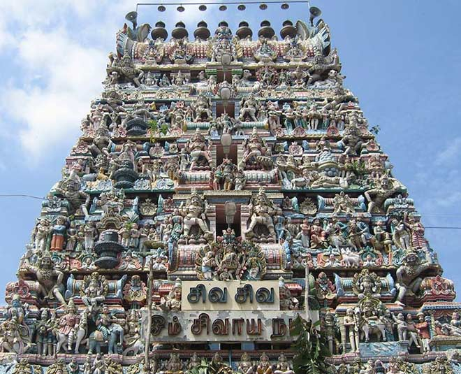best temples of pudducherry