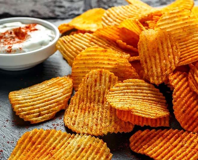 best tricks to make home made potato chips