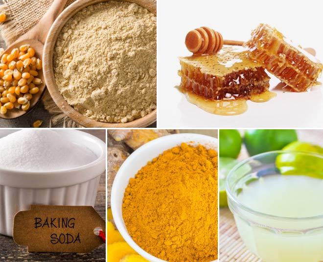 DIY Corn Flour Face Packs For Glowing Skin In Hindi