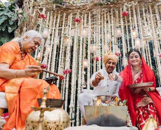 dia mirza wedding breaking stereo types