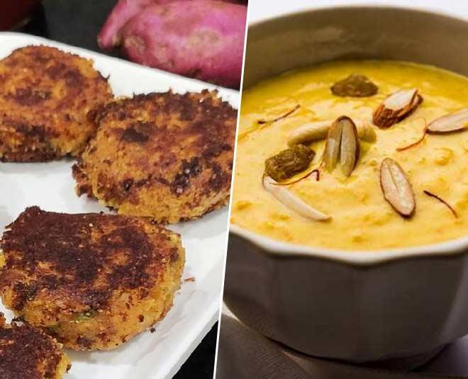 easy shakarkandi recipes at home