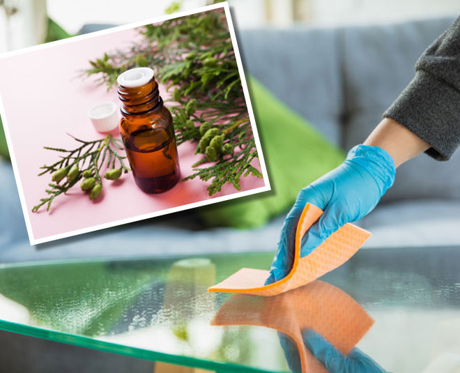 essential oils use at home