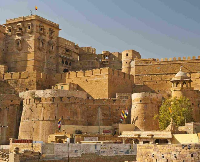facts about jaisalmer fort