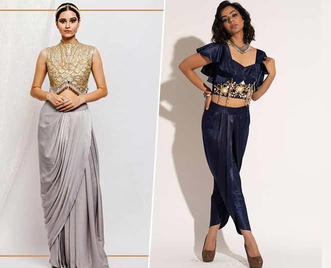 fashionable statement blouses anaita shah
