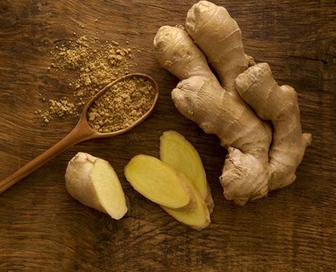 ginger for beauty m