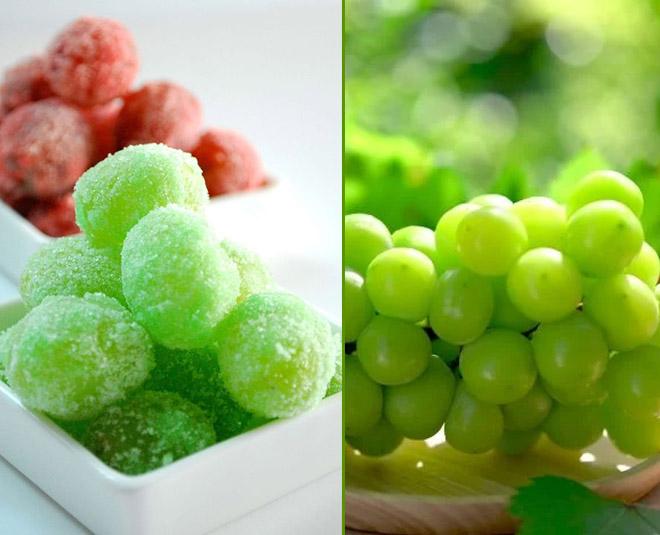 grapes recipe ideas