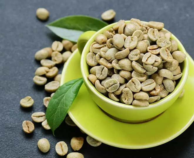 green coffee and its health benefits inside