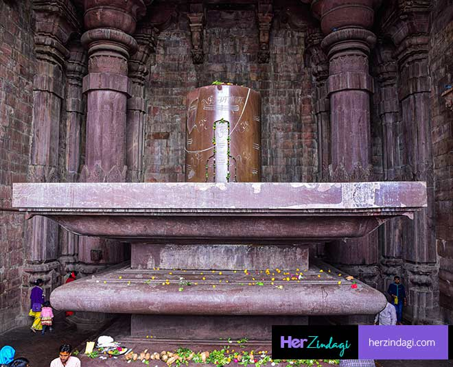 history of bhojpur temple