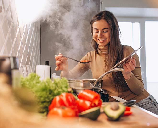 home cooked food benefits for health