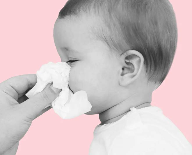 home remedies for child running nose tips