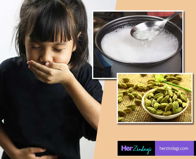 home remedies for child vomiting tips