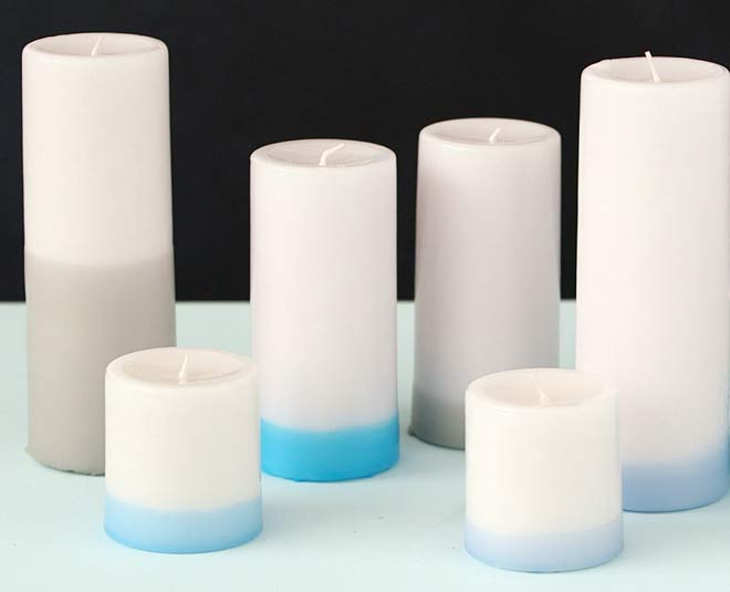 how different ways to use candles
