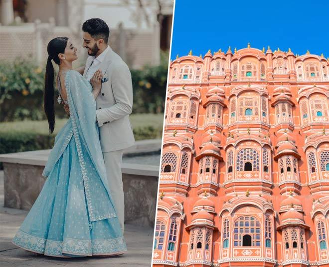 jaipur monuments for wedding shoot