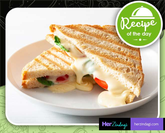 malai sandwich leftover breakfast recipe
