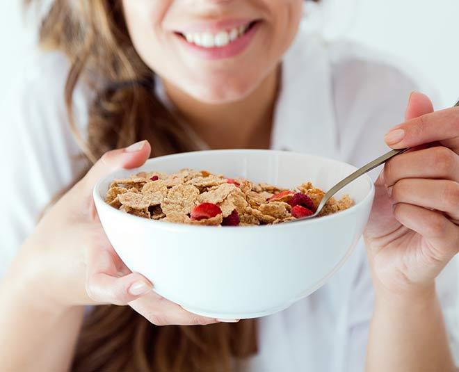 milk cornflakes for health benefits