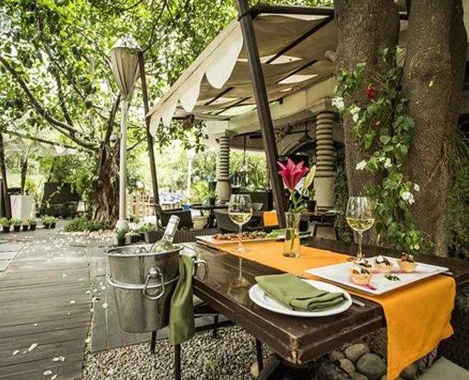 open air cafe delhipic  main