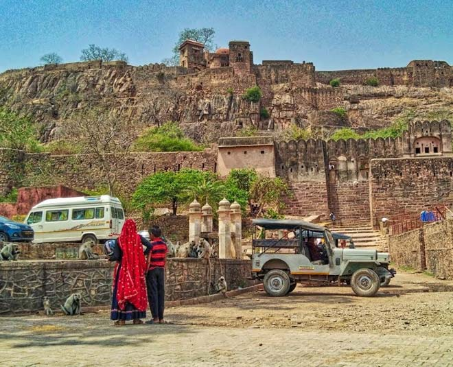 ranthambore fort history know